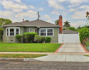 Photo of 703 North FREDERIC Street, Burbank, CA 91505 (MLS # 318001864)