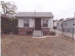 Photo of 935 East 52ND Place, Los Angeles , CA 90011 (MLS # SR18118864)
