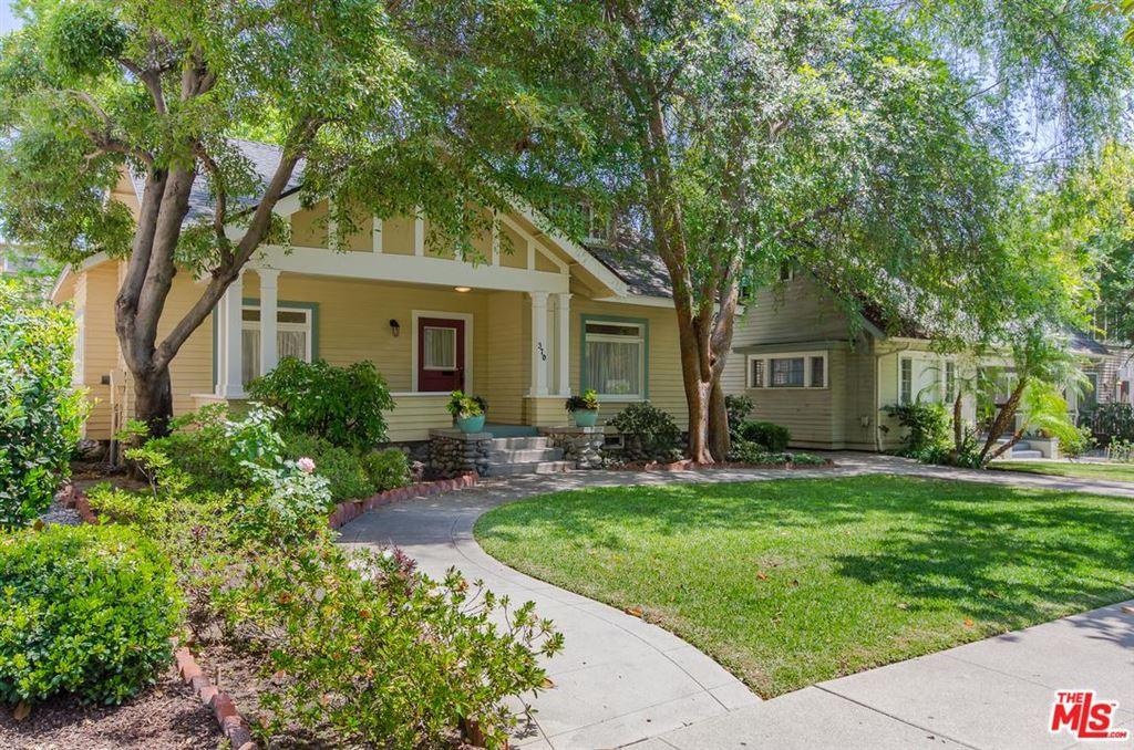 Photo for 370 South OAKLAND Avenue, Pasadena, CA 91101 (MLS # 18344864)