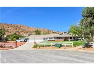 Photo of 3627 SPANISH BIT Drive, Acton, CA 93510 (MLS # SR18232866)