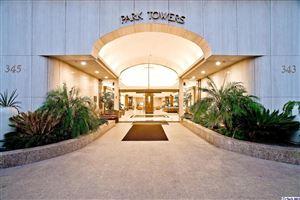 Photo of 345 PIONEER Drive #1101, Glendale, CA 91203 (MLS # 319002867)