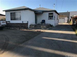 Photo of 12581 WINGO Street, Pacoima, CA 91331 (MLS # SR18041867)