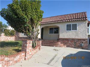 Photo of 11914 BIRCH Avenue, Hawthorne, CA 90250 (MLS # SR18291867)
