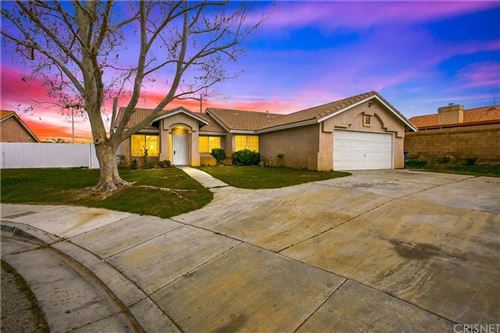 Photo of 38224 MENTOR Court, Palmdale, CA 93550 (MLS # SR20064867)