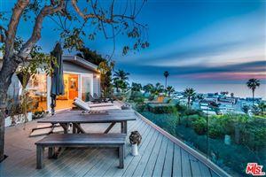 Photo of 6 KONTIKI Way, Pacific Palisades, CA 90272 (MLS # 18303870)