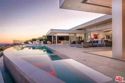 Photo of 1620 CARLA Ridge, Beverly Hills, CA 90210 (MLS # 19534870)