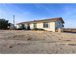 Photo of 9707 East AVENUE W2, Littlerock, CA 93543 (MLS # SR18052870)