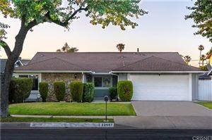 Photo of 22667 STAGG Street, West Hills, CA 91304 (MLS # SR19126870)