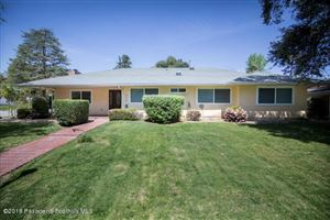 Photo of 1429 DESCANSO Drive, La Canada Flintridge, CA 91011 (MLS # 818001872)
