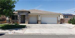 Photo of 5733 West AVENUE J14, Lancaster, CA 93536 (MLS # SR19141872)