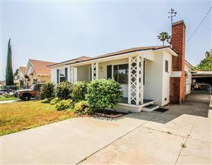 Photo of 1369 ELM Avenue, Glendale, CA 91201 (MLS # 318001873)