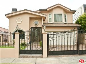 Photo of 631 North SIERRA BONITA Avenue, Los Angeles , CA 90036 (MLS # 18390874)