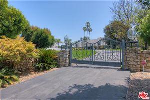 Photo of 4554 PETIT Avenue, Encino, CA 91436 (MLS # 19474874)