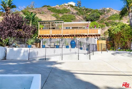 Photo of 3938 LAS FLORES CANYON Road, Malibu, CA 90265 (MLS # 19521874)