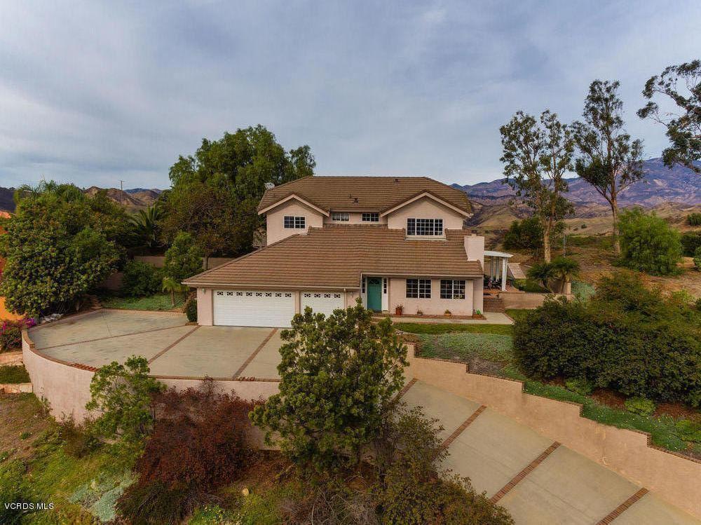 Photo for 425 MONTE VISTA Drive, Santa Paula, CA 93060 (MLS # 218000875)