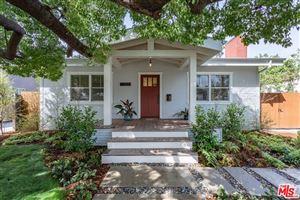 Photo of 4231 JACKSON Avenue, Culver City, CA 90232 (MLS # 18363876)