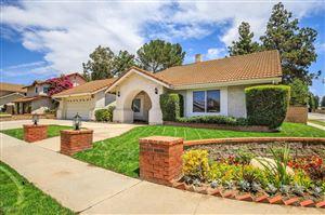 Photo of 4452 BELLA VISTA Drive, Moorpark, CA 93021 (MLS # 219009877)