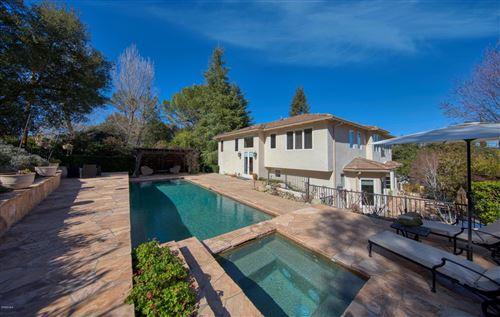 Photo of 158 UPPER LAKE Road, Westlake Village, CA 91361 (MLS # 219011877)