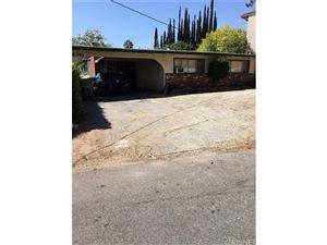 Photo of 10795 LAS LUNITAS Avenue, Tujunga, CA 91042 (MLS # SR18228877)