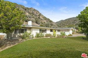 Photo of 30607 LA SONORA Drive, Malibu, CA 90265 (MLS # 19490878)