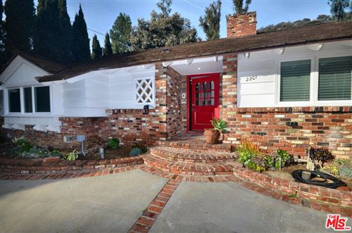 Photo of 2201 COLDWATER CANYON Drive, Beverly Hills, CA 90210 (MLS # 19498878)