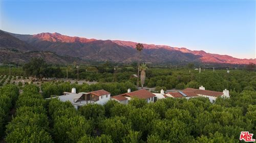 Photo of 985 FORDYCE Road, Ojai, CA 93023 (MLS # 19502878)