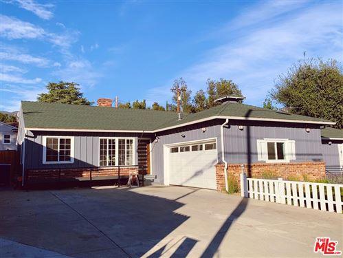 Photo of 1731 VERDUGO Boulevard, La Canada Flintridge, CA 91011 (MLS # 20567878)