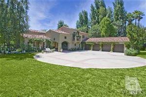 Photo of 28940 MEDEA MESA Road, Agoura Hills, CA 91301 (MLS # 218010878)