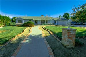 Photo of 1388 STRAWBERRY HILL Road, Thousand Oaks, CA 91360 (MLS # 218014878)