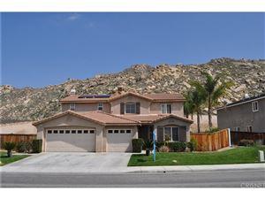 Photo of 16704 FOX TROT Lane, Moreno Valley, CA 92555 (MLS # SR18085878)