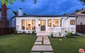 Photo of 2554 TILDEN Avenue, Los Angeles , CA 90064 (MLS # 18338880)