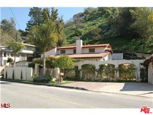 Photo of 2134 BENEDICT CANYON Drive, Beverly Hills, CA 90210 (MLS # 18344880)