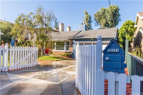 Photo of 14721 TUSTIN Street, Sherman Oaks, CA 91403 (MLS # SR19273880)