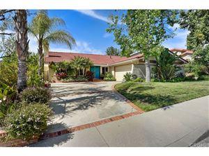 Photo of 28727 ARIES Street, Agoura Hills, CA 91301 (MLS # SR18133881)