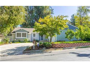 Photo of 4846 EXCELENTE Drive, Woodland Hills, CA 91364 (MLS # SR18248882)
