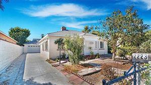 Photo of 2223 North NIAGARA Street, Burbank, CA 91504 (MLS # SR19220882)