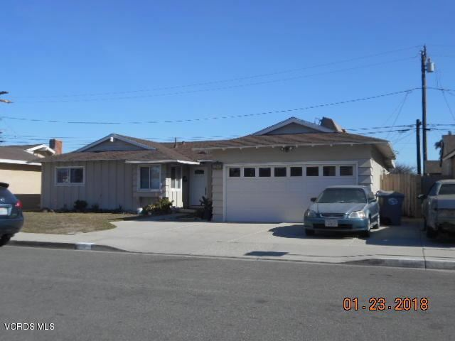 Photo for 3240 CIRCLE Drive, Oxnard, CA 93033 (MLS # 218000882)