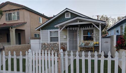 Photo of 2461 BARRY Street, Camarillo, CA 93010 (MLS # 220002883)