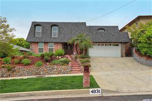 Photo of 4831 PENNSYLVANIA Avenue, La Crescenta, CA 91214 (MLS # 319001883)
