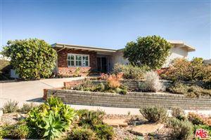 Photo of 3720 OCEANHILL Way, Malibu, CA 90265 (MLS # 18306884)