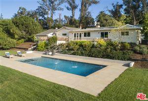 Photo of 575 BARKER PASS Road, Santa Barbara, CA 93108 (MLS # 19500884)