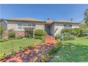 Photo of 743 AMHERST Drive, Burbank, CA 91504 (MLS # SR18109884)