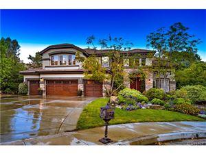 Photo of 3923 DAVIDS Road, Agoura Hills, CA 91301 (MLS # SR18172884)