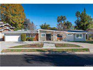 Photo of 4820 ABBEYVILLE Avenue, Woodland Hills, CA 91364 (MLS # SR19008884)