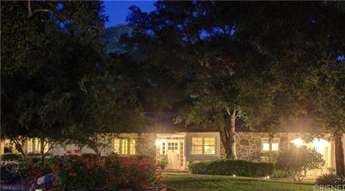 Photo of 26634 IRON CANYON Road, Canyon Country, CA 91387 (MLS # SR20025884)