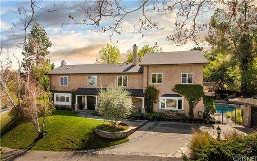 Photo of 3725 TERRACE VIEW Drive, Encino, CA 91436 (MLS # SR20059884)