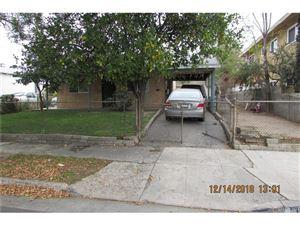 Photo of 1117 HEWITT Street, San Fernando, CA 91340 (MLS # SR18291885)