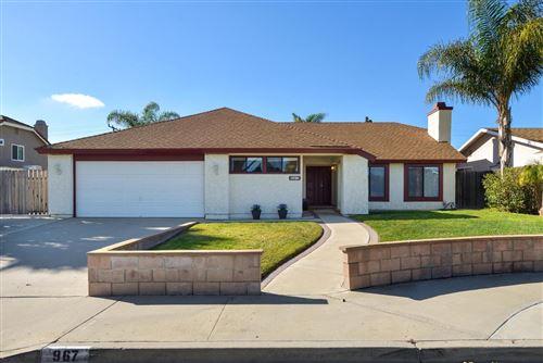 Photo of 967 SKEEL Drive, Camarillo, CA 93010 (MLS # 220000886)
