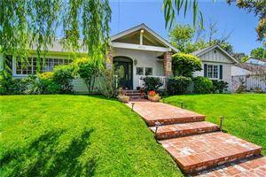 Photo of 19500 WINIFRED Street, Tarzana, CA 91356 (MLS # SR19163887)