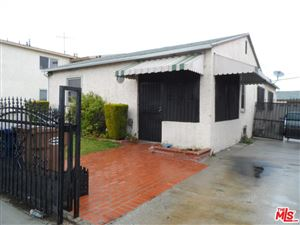 Photo of 1633 West 108TH Street, Los Angeles , CA 90047 (MLS # 18322888)